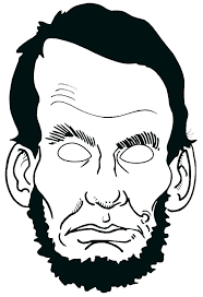 coloring pages of abraham lincoln memorial coloring page coloring