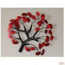 red tones metal wall art large tree on large metal wall art red with red metal wall art foter
