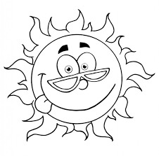 Small Picture Free Summer Coloring Pages Printable