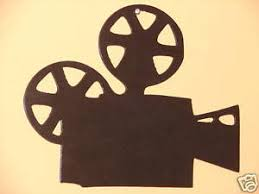Small Picture Home Theater Metal Wall Art Decor Movie Film Projector EBay Home
