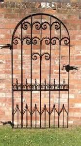 wrought iron garden gates a gate s wrought iron garden gates