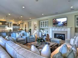 Big Living Rooms Impressive Inspiration Ideas