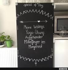 Meine Lieblings Yoga übung Lustige Bilder Sprüche Witze Echt