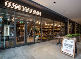 Gourmet Burger Kitchen Covent Garden