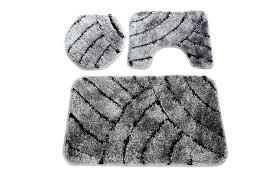rug sets smart 4 piece bathroom rug set best of anti slip bath mat rug set