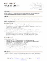 Senior Designer Resumes Senior Designer Resume Samples Qwikresume