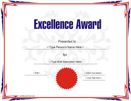 Pdf Award Certificates Templates - Boat.jeremyeaton.co