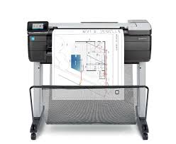<b>HP DesignJet T830 24-in</b> - A D Young