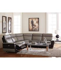 laertes power reclining sectional sofa