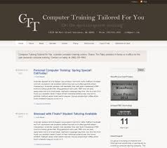front page for computer project tim tailor computer training front page lorelle on wordpress
