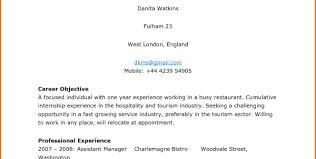 Hospitality Objective Resume Samples Hospitality Resume Skills List Hospitality Resume Template Resume 61