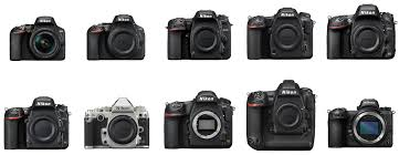 Nikon Camera Comparison Chart 2018 Everything You Need To Know About Nikon Cameras 2019
