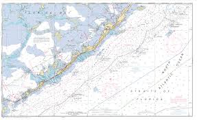 Noaa Chart 11451 Nautical Charts 11451 9 Middle Keys