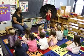 Получить дошкольное образование за рубежом детский сад в США