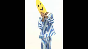 33131 bananas in pyjamas costume