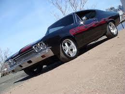 1968 chevelle parts and restoration information