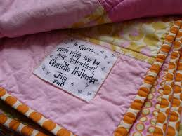 Need a reason to put a label on your quilt? Find lots of good ones ... & Need a reason to put a label on your quilt? Find lots of good ones Adamdwight.com