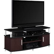 dorel carson  tv stand  cherryblack  tv stands  best buy canada