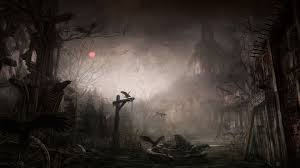 Download Creepy Landscape Wallpaper ...