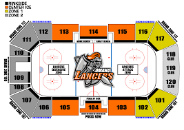 Lied Center Lincoln Seating Chart Seating Chart
