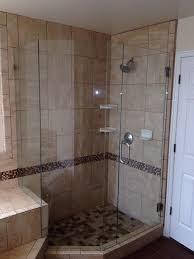 European Shower Door modern-bathroom