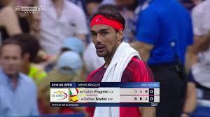 Rafael Nadal vs Fabio Fognini Us Open 2015 R3 Highlights HD - Vidéo  Dailymotion