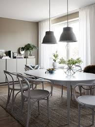 scandinavian dining room hektar pendant lamp ikea i n t e r i o r