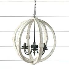 distressed wood chandelier distressed wood chandelier distressed wood sphere chandelier photos distressed white wood orb chandelier