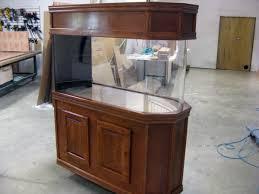 Custom Cabinets Spokane Midwest Custom Aquarium Builds Custom Wood Cabinetry And Tank Stands