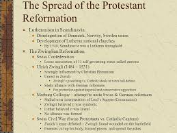 ap european history review ppt the sp of the protestant reformation