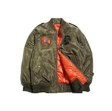 gd bigbang warm windproof men hoos women pilot jacket thick zipper rivet sports beaded wadded coat