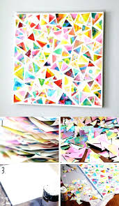 art projects ideas for s wall easy crafts fun and diys to do when your bored