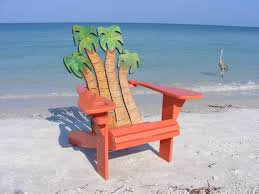 Palm Tree Bedroom Furniture Hand Crafted Adirondack Chair Palms Design By Island Time Design
