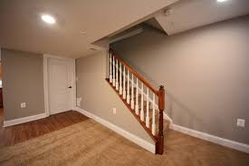 basement stairs. Stair Railings And Half-Walls Ideas Basement Stairs H