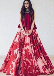 Designer Gowns For Indian Wedding 50 Modern Indian Wedding Dress And Wedding Gown Ideas