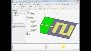 Patch Antenna Design Software Free Download Ansoft Hfss Z Antenna Tutorial