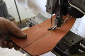 Sewing Leather With A Sewing Machine