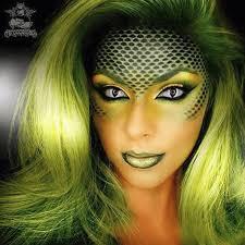 image result for medusa makeup