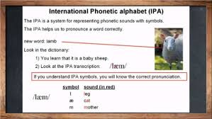 Redefine learning with smart phonetic alphabet found only at alibaba.com. International Phonetic Alphabet