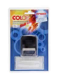 <b>Штамп</b> автоматический <b>самонаборный COLOP</b>. 9105560 в ...