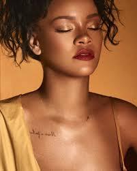 новые и старые татуировки знаменитой певицы рианны фото новости