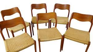 Moller Chairs Denmark