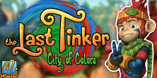 Tlcharger The Last Tinker City of Colors - multi PC DVD Tinker Bell Games Disney LOL
