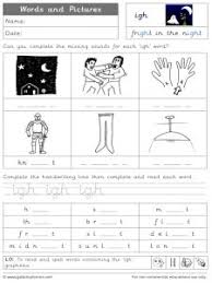 We have carefully grouped them into various types of sheets to easy access. Igh Worksheets And Games Galactic Phonics
