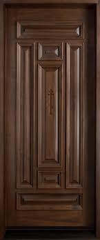 Single Door Design Wood Modern For Home Designs Houses Er Front ...