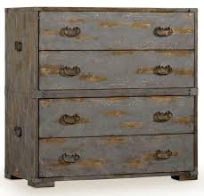 Living Room Chests Cabinets Hooker Furniture Living Room True Vintage Accent Chest 5706 85001