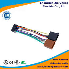 wiring harness for car auto power speaker cable assembly wiring harness for car auto power speaker cable assembly