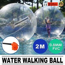 gucci zorb ball. 2m water walking roll ball inflatable zorb germany tizip zipper family fun gucci b