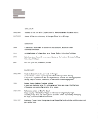 American Cv Examples Cover Letter Samples Cover Letter
