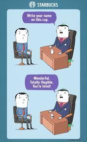hilarious job interview scenarios at famous companies job interviews stereotypes comics leonid khan 7